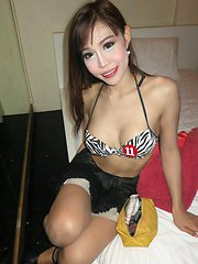 Thai Ladyboy Pen Bangkok Short Time